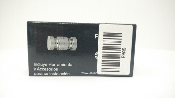 Jaladera Pomo/perilla Línea Aluminio Satín Pras