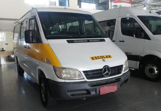 Mercedes-benz Sprinter 313 Com 16 Lugares Escolar 2008