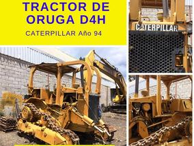 Tractor De Oruga Dh4