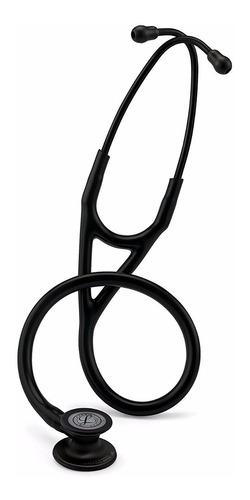 Estetoscópio Littmann Cardiology Iv Black Edition 6163