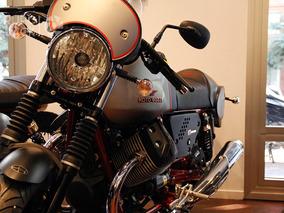 Motoplex Jack | Moto Guzzi Racer V7 750 Cc Moto 0km Madero 1