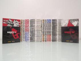 Mangá Gantz Completo Vols 1 Ao 37