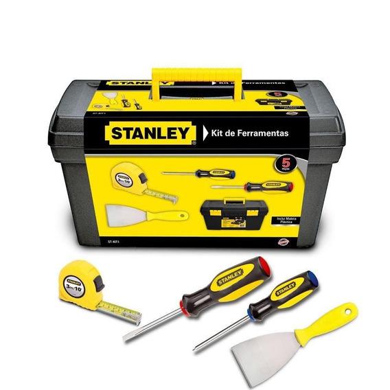 Kit De Ferramentas Com 5 Peças - St-kit1 - Stanley