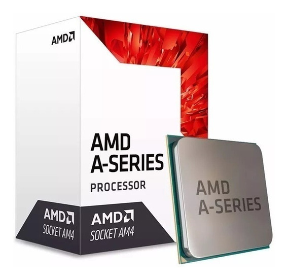 Microprocesador Amd A10 9700 Quad Core 3.8 Ghz - R7