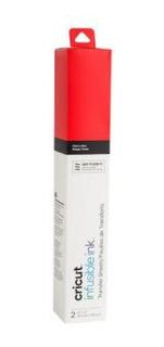 Cricut - Papel Para Sublimação - Vermelho