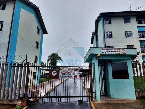 Ótimo Apartamento Com 02 Dormitórios No Caiuá, Excelente Investimento - Ap00466 - 69192768