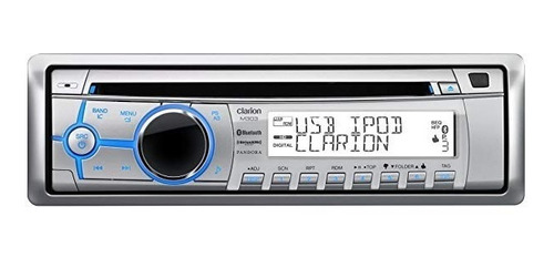 Reproductor Marino Clarion Bluetooth Cd Usb Aux/in M303