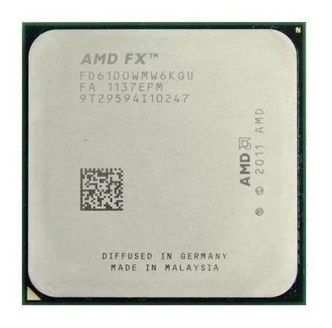 Amd Fx 6100 3.3 Ghz