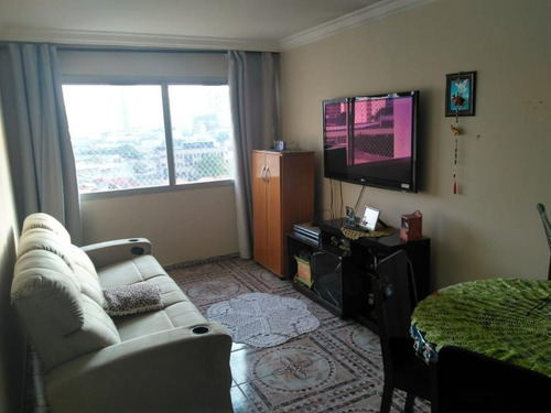 Imagem 1 de 10 de Apartamento Com 2 Dormitórios À Venda, 72 M² Por R$ 348.000,00 - Vila Prudente - São Paulo/sp - Ap4702