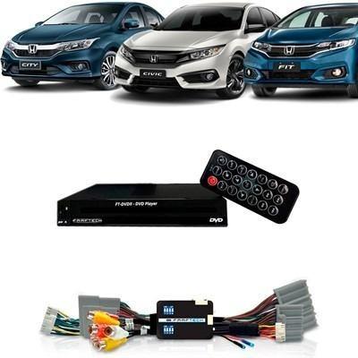 Desbloqueio De Multimídia Honda 2018 + Leitor Dvd Faaftech