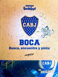 Pack Boca Para Chicos | Libro + Pelota Inflable + Reviposter