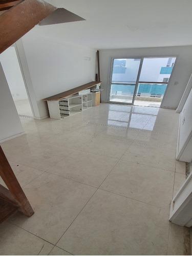 Imagem 1 de 22 de Vende Cobertura Duplex Com Dois Quartos, Sendo Uma Suíte Na Rua Ituverava, Freguesia. - Co00014 - 32163382