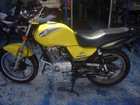 Suzuki En 125 Yes Se Amarela 2011 R$ 3.999 (11) 2221.7700