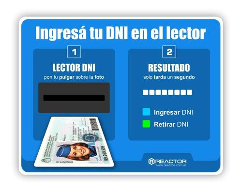 Registro De Identificación Personal - Reactor Mi-pr50