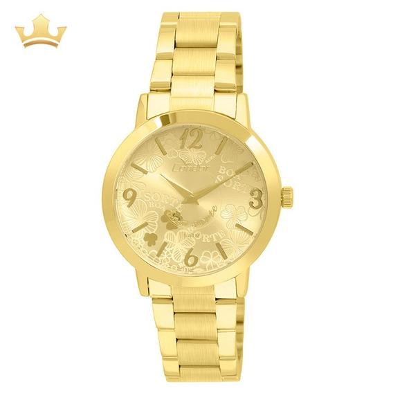 Relógio Condor Feminino Co2035kup/4d Com Nf