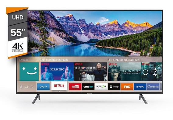 Smart Tv 55 Samsung 55nu7100 4k Hdr