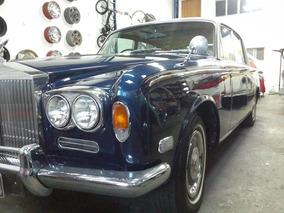 Rolls Royce Silver Shadow Ano 1970