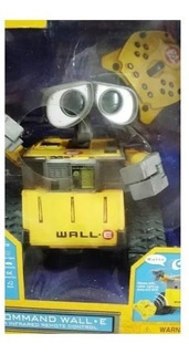Wall E U Command Remote Control Robot Wall E Pixar Disney