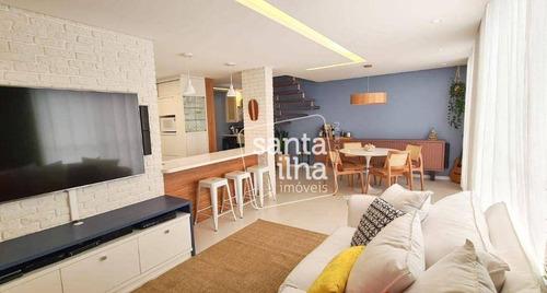 Imagem 1 de 30 de Casa Semi-mobiliada Em Condomínio Clube. - Ca3087
