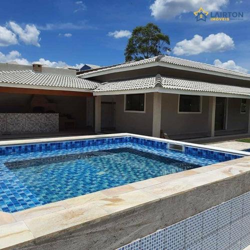 Imagem 1 de 14 de Chácara Com 3 Dormitórios À Venda, 911 M² Por R$ 830.000 - Terra Preta - Mairiporã/sp - Ch1470