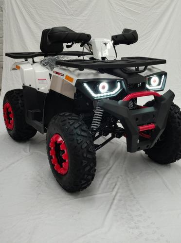 Imagen 1 de 15 de Cuatrimotos Braves 200cc Automatica 0 Klm Modelo 2022