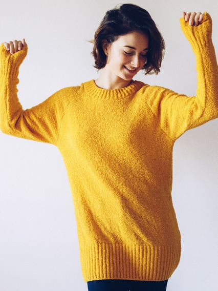 Sweater Lupe Imperdible