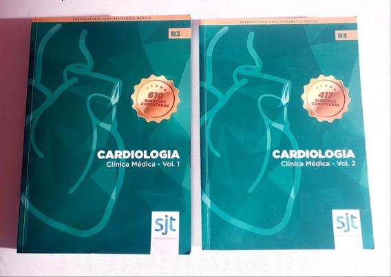 Livro: Cardiologia - Clinica Médica Volumes 1 E 2
