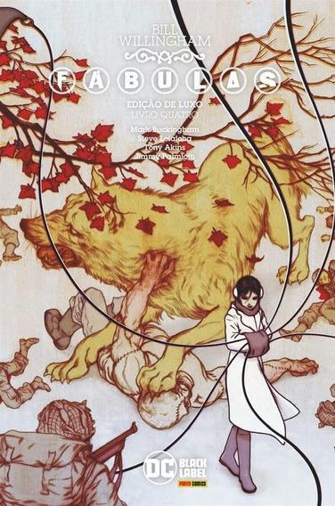 Fábulas - Edição De Luxo - Livro 04