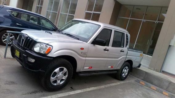 Mahindra Pick-up 2016