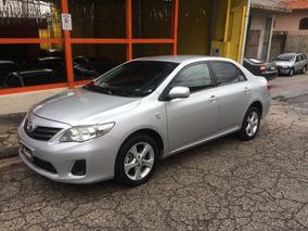 Toyota Corolla 1.8 Gli Flex Automático Completo 2013