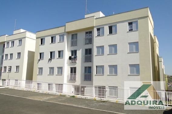 Apartamento Padrão Com 3 Quartos No Condomínio Fiori - 4853-v