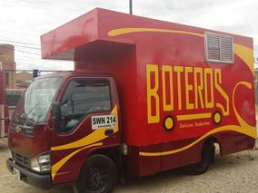 Barato-oportunidad Negocio- Food Truck Estilo Americano