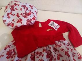 Vestido Pra Bebe Luxo