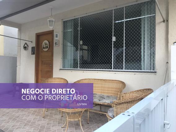 Casa Duplex 2 Quartos À Venda Em Fonseca, Niteroi - Rj - Liv-1210