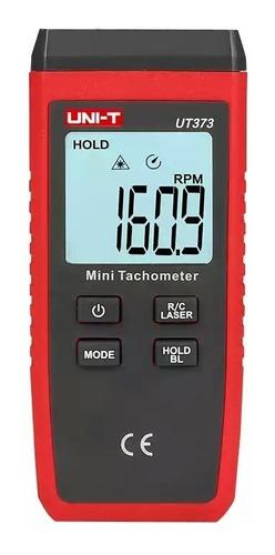 Mini Tacometro Laser Digital Sin Contacto Ut373 Rpm