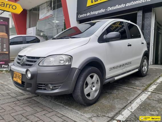 Volkswagen Crossfox 2009