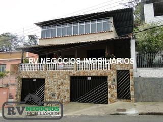 Casa Para Venda Em Juiz De Fora, Bonfim, 4 Dormitórios, 3 Suítes, 9 Banheiros, 3 Vagas - Rv296_2-963575