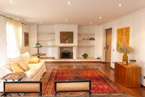 Imagem 1 de 15 de Apartamento No Jardim Paulista Com 3 Quartos Para Venda - Apa31205
