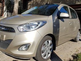 Hyundai I10 1.2 Gls Seguridad L Mt 2013