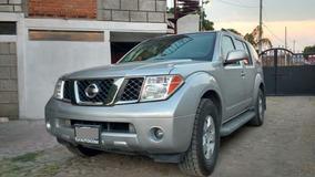 Camioneta Nissan Pathfinder Oportunidad!