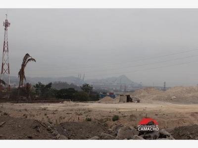 Terreno Industrial En Venta Frente A Tapeixtles, Por Libramiento De Manzanillo; 10.5 Hectáreas De Uso Indust