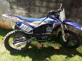 Honda Tonado 250cc