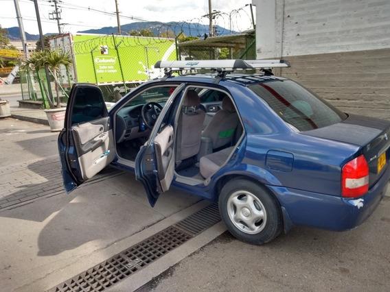 Mazda Allegro Sedan 1300