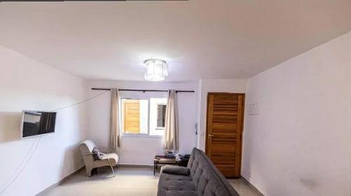 Casa Com 2 Dormitórios À Venda Por R$ 380.000,00 - Parque São Lucas - São Paulo/sp - Ca0675