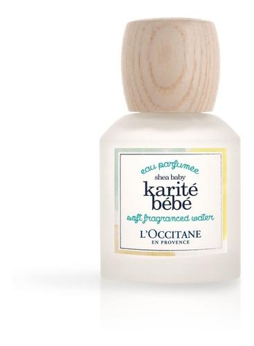Imagen 1 de 2 de Agua Perfumada Karite Bebe - L'occitane