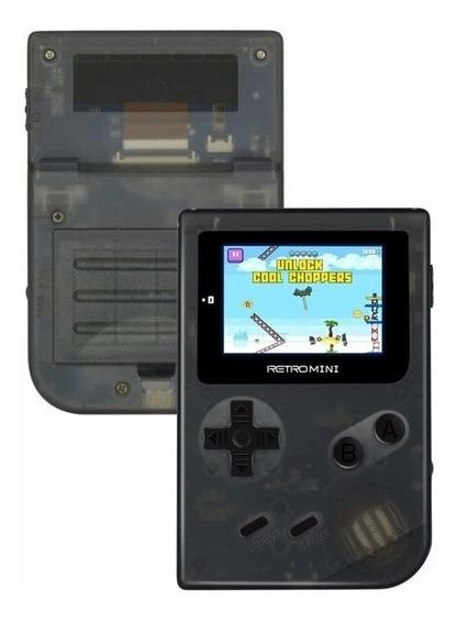 Retro Mini Game Rs-90 Portatil = Gba, Gbc, Add +jogos Por Sd