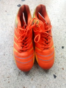 Zapato Para Béisbol /fútbol Color Naranja/ Amarillo