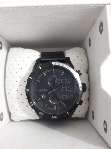 Relógio Diesel Dz4326/1pn Masculino Preto Produto Usado