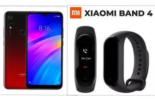 Xiaomi Redime 7 32 Gb + Pulsera Xiaomi Mi Band 4 Global