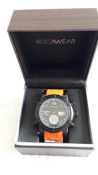 Relógio Rocawear Masculino Esportivo